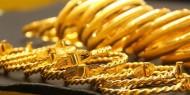 أسعار الذهب في فلسطين اليوم السبت