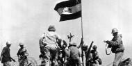 خاص بالفيديو والصور   فلسطين تسجل تاريخا مسطرا بالدم في حرب أكتوبر المجيدة