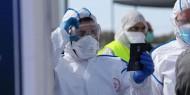 صحة الاحتلال: 17 وفاة و1325 إصابة جديدة بفيروس كورونا