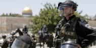 القدس: الاحتلال يبعد رئيس لجنة إعمار المقابر الإسلامية عن المقبرة اليوسفية