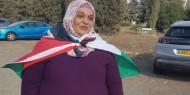 الأسيرة المحررة نسرين أبو كميل تعانق الحرية
